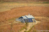 North Korean Uses Solar Panels - Especially Close To The Border