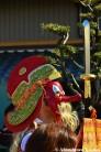 Tengu Demon At The Penis Festival North Of Nagoya
