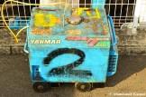 Yanmar YSG 2000 Gasoline Power Generator