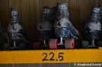 Abandoned Roller Skates