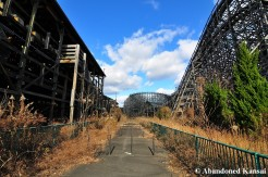 Aska Rollercoaster, Nara Dreamland