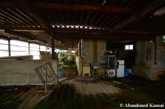 Deserted Utility Room