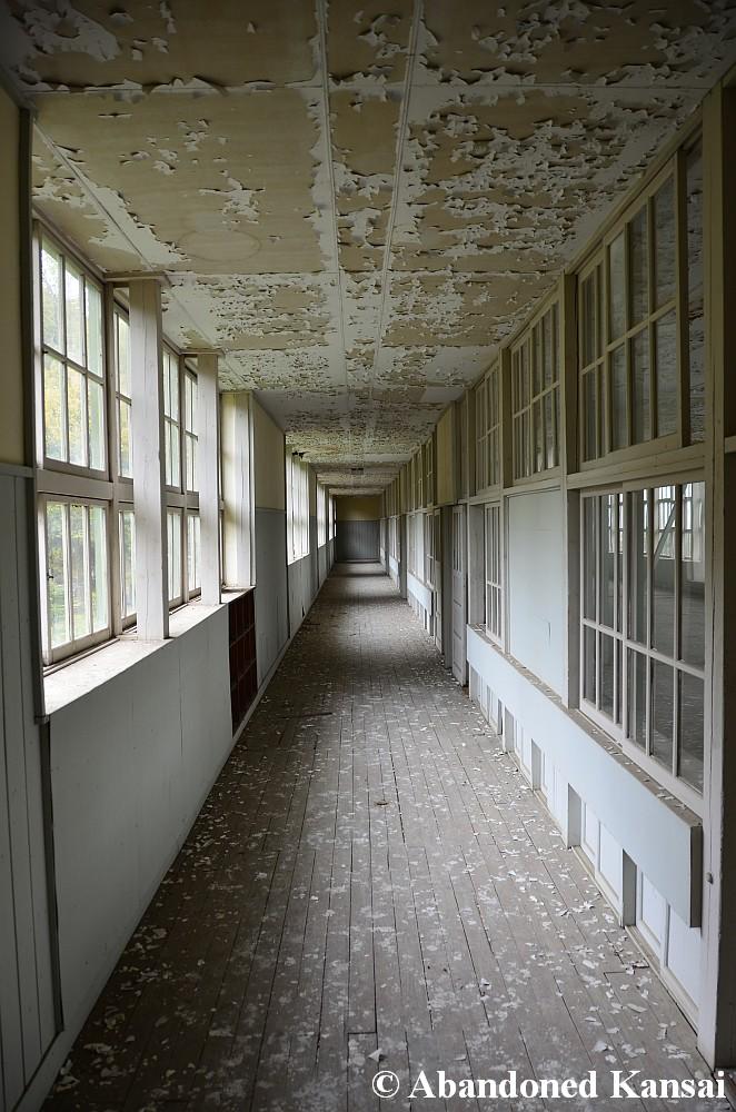 The White School Abandoned Kansai