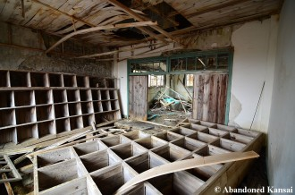 Abandoned Communal Bath