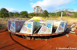 Abandoned Theme Park Ride