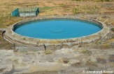 Chemical Pool Of The Osarizawa Mine