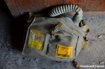 Gas Mask In A Bag