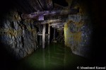 Mining Tunnel Filled WithWater