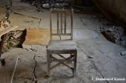 Most Famous Abandoned Chair