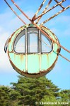 Rusty Ferris WheelCabin