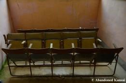 Rusty Spare Seats