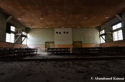 Spooky Auditorium - 廃講堂