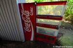 Abandoned Coke Machine