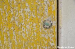 Abandoned Fire Door