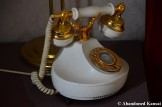Abandoned Kitschy Telephone