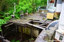 Collapsed Veranda