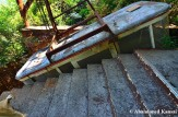 Crashed Ropeway Gondola