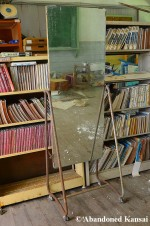 Deserted School Books