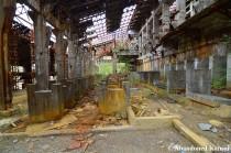 Inside Taro Mine Main Building