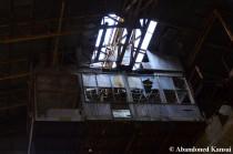 Taro Mine Control Room From Below