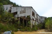 Taro Mine Main Building