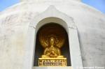Abandoned Buddha Statue
