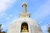 Abandoned Golden Buddha