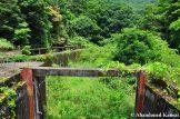 Abandoned Japanese Dam