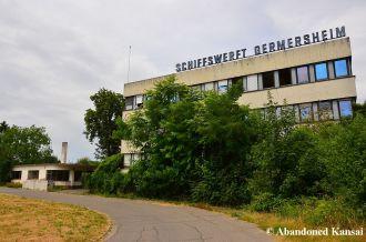 Schiffswerft Germersheim 2014