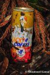 Universiade Kobe '85 UCC Coffee Can By OsamuTezuka
