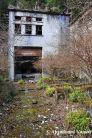 Old Japanese Transformer Station