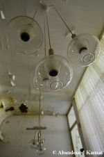 Abandoned Bar Lamps