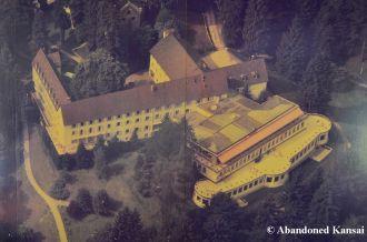 Kümmelbacher Hof, Aerial View, 1970s