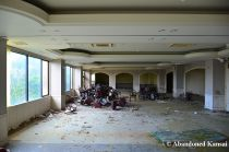Abandoned Dining Hall