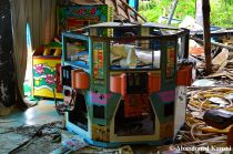 Arcade Machines Fading Away...