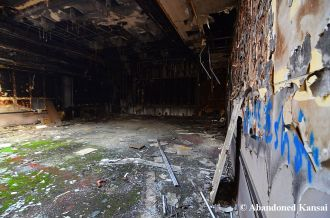 Burned Out Wedding Hall