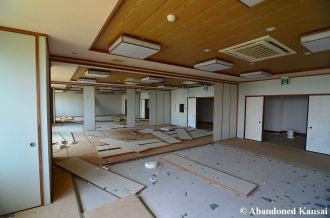 Deserted Tatami Party Room