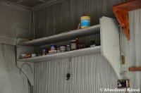 Abandoned Clinic Shelf