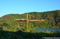 Abandoned Crane