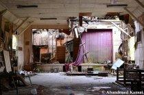Abandoned Gymnasium