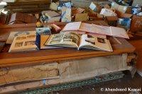 Abandoned Photo Albums