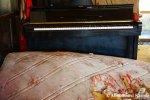 Abandoned Victor Piano