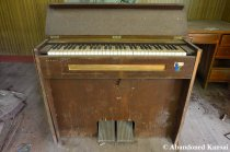 Abandoned Yamaha Piano