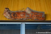 Tokyo Boy Scouts Wooden Sign