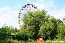 Abadoned Spreepark Ferris Wheel