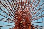 Abandoned Ferris Wheel(Detail)
