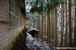 Abandoned Japanese ElementarySchool