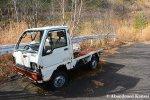 Abandoned Japanese MiniTruck