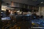 Abandoned Professional Kitchen