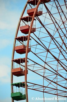 GDR Era Ferris Wheel